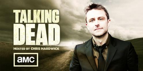 The Walking Dead Chris Hardwick