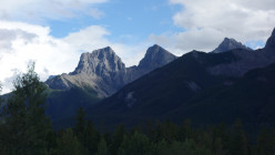Vacation in the Canadian Rockies