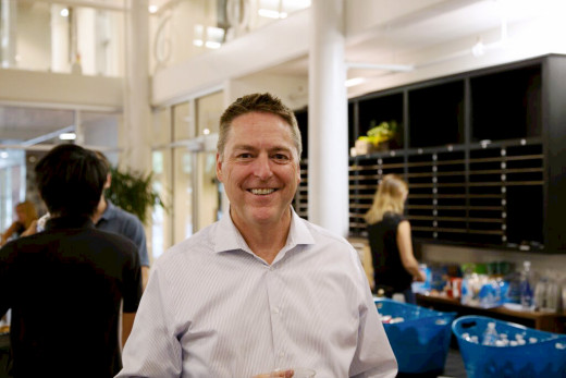 Steve Curtis- managing partner of EdTech cohort