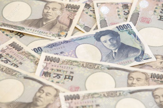 In Japan, cash is king. If your money is in Phlippine Peso, convert it to US Dollars first before you convert it to yen in Japan's airports. This way, you will get most out of your Philippine peso :) (photo not mine)