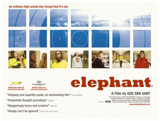 """Poster for """"Elephant"""""""