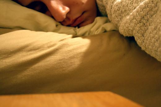 Fall fast asleep