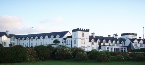 The Butler Arms Hotel, Waterville