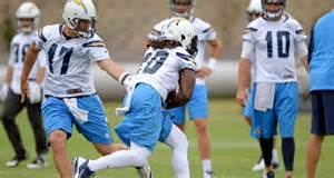 The Chargers are hoping Melvin Gordon can add balance to their offense.