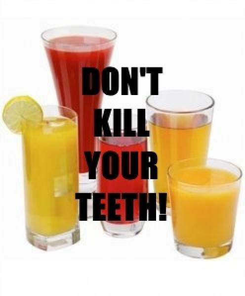Top 10 Worst Drinks for Your Teeth