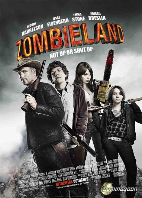 """Poster for """"Zombieland"""""""