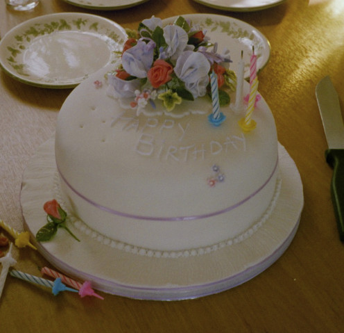For my Mum on her 75th birthday