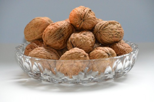 Walnuts for Healthy Snack