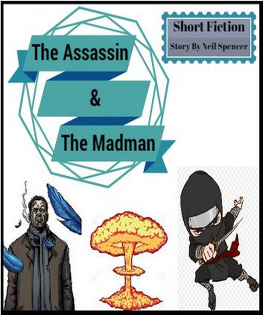 the assassin essay The pale assassin by more by patricia elliott children the traitor's smile essays & anthologies fiction & literature.