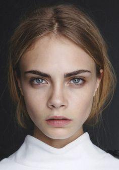 The Queen of Eyebrows: Cara Delevingne