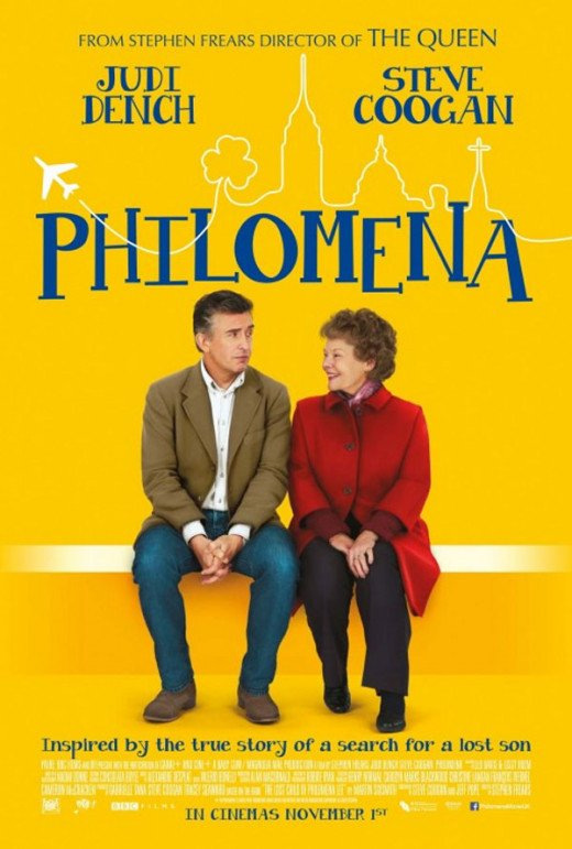 "Poster for ""Philomena"""