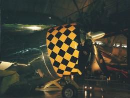 Nose of P-47 at the Udvar-Hazy Center