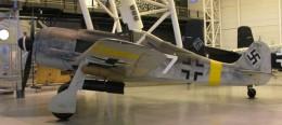 The FW-190 at the Udvar-Hazy Center