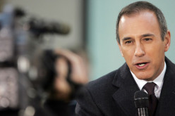 Yes, Matt Lauer is hard-nosed. It takes this quality in a top-notch newsperson to get all of the facts concerning a story.