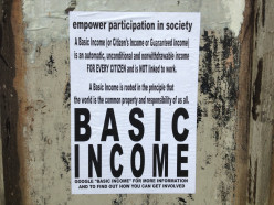 Guaranteed Basic Income - Now is the Time