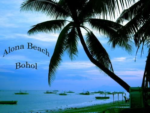 Alona Beach in Panglao