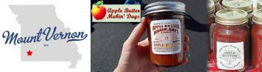 Apple Butter Makin' Days, Mt. Vernon