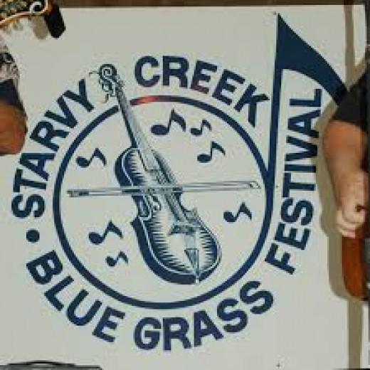 Starvy Creek Bluegrass Festival, Conway
