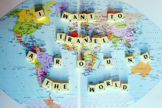 10 Tips for Traveling The World on a Low Budget