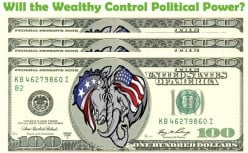 Will the Wealthy Control Political Power?