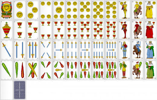 Spanish Card Version