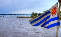 Navigating the Santa Lucia River