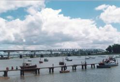 Iron Bridge, Montevideo