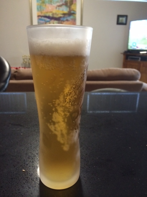 From the crystal waters of Tassie via a Tapking!