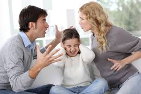 Children should be excluded from adult conversation.