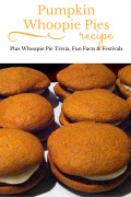 Pumpkin Whoopie Pies Recipe from the Owner of the Famous Wicked Whoopies Bakery