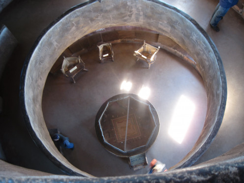 Kiva Room Desert View Watchtower