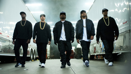 NWA in the film