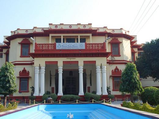 Banaras Hindu University, Bharat Kala Bhavan Museum