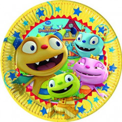 Henry Hugglemonster Birthday Party Theme Ideas and Supplies