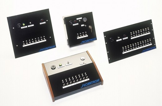 Securitron LCP Lock Control Panel Series