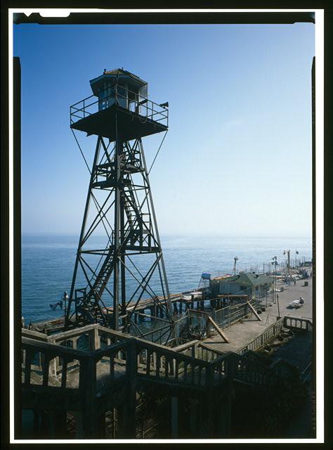 Alcatraz Guard Tower