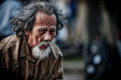 Very Short Story: The Old Poor Man