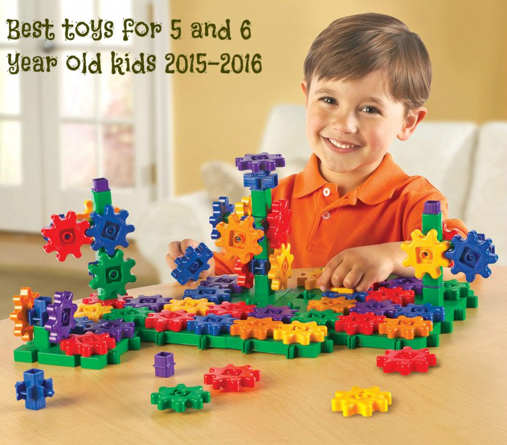 Toys For 6 Year Olds : Best toys for and year old kids