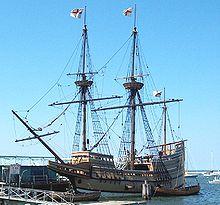 The Mayflower II