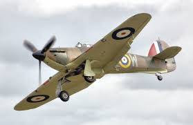 The Hawker Hurricane. The Eagles had those during the early days.