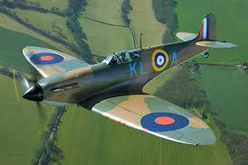 Later it was the Legendary Spitfire