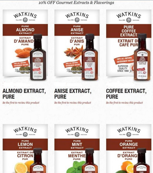JR Watkins holds the number two spot in the U.S. among  companies producing quality flavoring extracts.