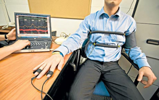 How to Cheat a Polygraph Test (Lie Detector) forecasting