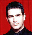 former soap star fron Eastenders Marc Bannerman(FIRST EVICTION)