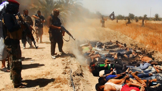 ISIS Crimes Against Civilians