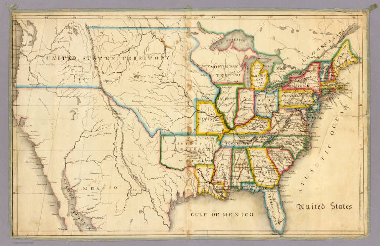 What ideals characterized 19th Century America?
