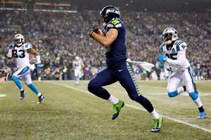 Seahawks and Panthers will meet again in playoffs and the results will be the same. Seahawks win.