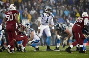 There will be a theme in the NFC playoffs, rematches and I think the Panthers will beat the Cardinals again.