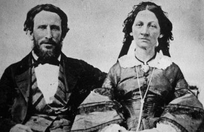 The Reeds Who Were Donner Party Survivors