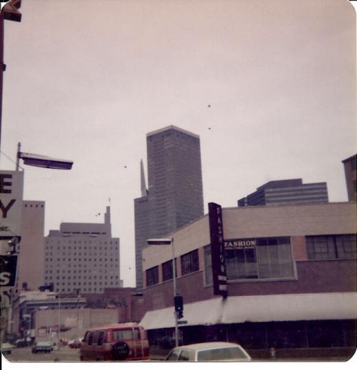 Dallas, Texas 1981